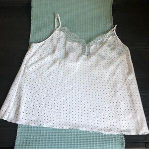 Victoria's Secret | silk & lace camisole nightie